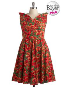 Modcloth: Bernie Dexter Wizard of Awesome Dress