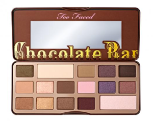 Too Faced Chocolate Bar Eyeshadow Collection
