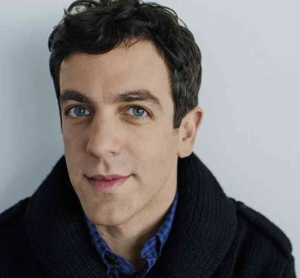 B.J. Novak: Author, Actor, and Other Stuff